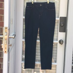 NYDJ straight leg jeans.
